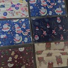 片裝聖誕兒童口罩5片 ( 另成人於本賣場內)