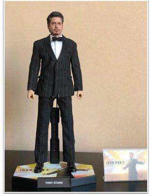 小量現貨 1:6 IRON MAN2 TONY STARK 西裝服.