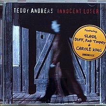 GNR鍵盤手 Teddy Andreas - Innocent Loser 二手韓版
