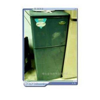 歌林小型雙門冰箱~無霜130公升