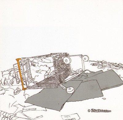##90 全新CD Gomez – Abandoned Shopping Trolley Hotline [2000]