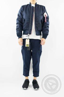 【A-KAY0】PUBLISH ANTOINE 九分褲 藍【1601082NVY】