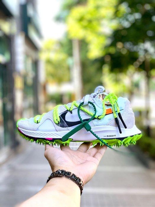 【Cheers】預購 Nike Zoom Terra Kiger 5 Off-White 白綠 CD8179-100