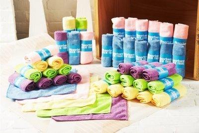 ╭*早安101 *╯【雪尼爾】瞬吸萬用清潔布【雪尼爾小方巾↘】 ↘㊣↘