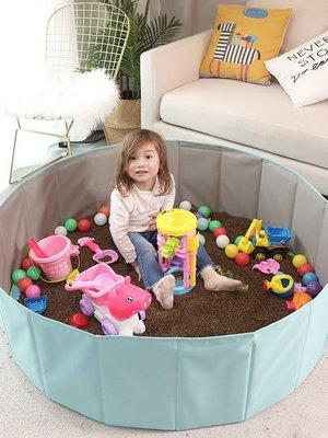 積木城堡 迷你廚房 早教益智決明子玩具沙兒童沙池組合家用室內小女孩寶寶沙灘沙土玩沙子套裝