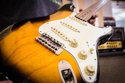 大鼻子樂器 Xotic XSC-1 2 Tone Burst Heavey Aged #916 美國手工電吉他