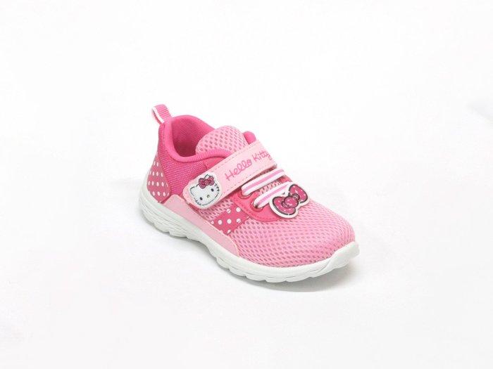 【719845】☆.╮莎拉公主❤   Hello Kitty 凱蒂貓女童鞋/娃娃鞋/運動鞋16-21CM