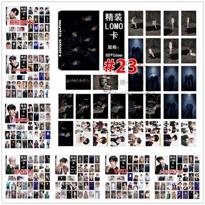 【首爾小情歌】BTS 防彈少年團 Map of Soul : 7 系列 多款 小卡  LOMO 30張卡片 小卡組