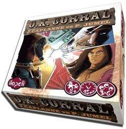 【陽光桌遊世界】O.K.CORRAL 龍爭虎鬥 德國桌上遊戲 Board Game