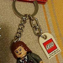 Lego mini figure 匙扣 harry potter hermione 妙麗