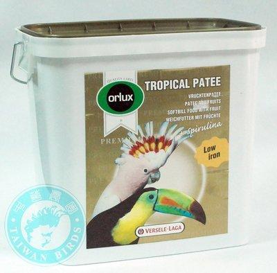 *中華鳥園*☑ 限量 / 歐樂斯水果丁特級營養粉 - 5公斤