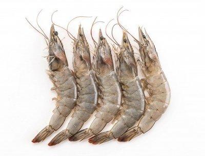 孟嫻水產 甜白蝦1kg.  41-50隻 450元