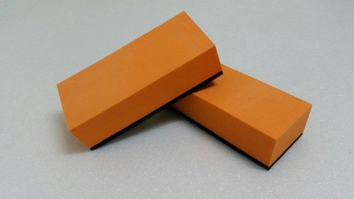 愛車美*~專業鍍膜海綿 特級鍍晶海綿塊 經濟型 鍍膜 用 另有鍍膜巾 高品質 CARPRO