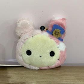 【東京家族】憂傷馬戲團 絨毛玩偶吊飾 可伸縮