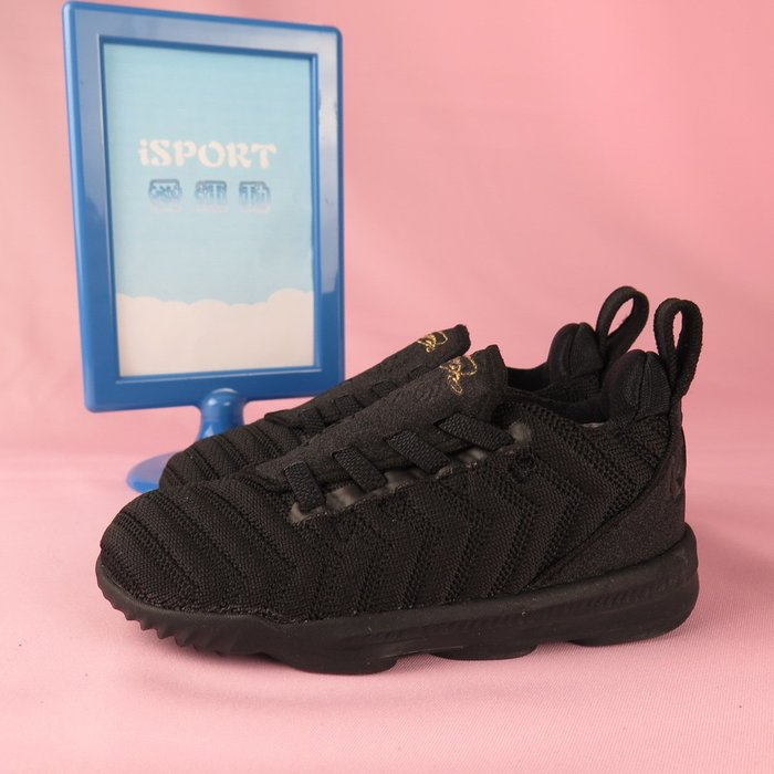 【iSport愛運動】NIKE LEBRON XVI (TD) 運動鞋 公司貨 AQ2468007 小童鞋