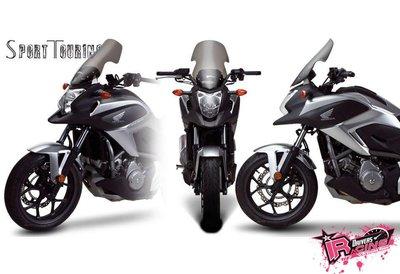 ♚賽車手的試衣間♚ Zero Gravity® Honda NC700X 12-15 ST款 風鏡