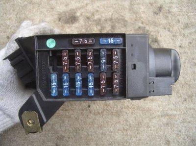 BENZ W210 2001-2002 大燈開關 電腦 控制器 (日本外匯拆車品) 2105451404