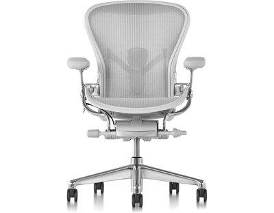 //鋁合金版尾款賣場// Herman Miller 2.0 Aeron 全新正品全功能版 人體工學 辦公電腦椅