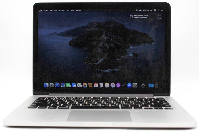 【高雄青蘋果3C】MacBook Pro 13 吋 Retina i5 2.9G 8GB 500GB SSD#46178