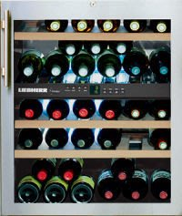 唯鼎國際【德國LIEBHERR紅酒櫃】UWTes1672利勃紅酒櫃廚下崁入式 WS17800