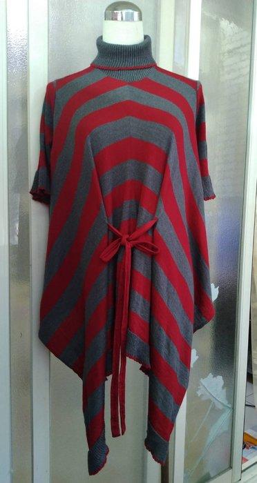 國際精品MOSCHINO cheap and chic羊毛針織造型上衣