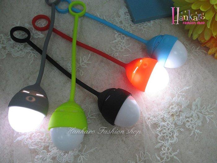 ☆[Hankaro]☆創意蒙面俠造型隨身LED小夜燈