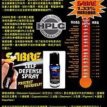 【安全專家】執法 手榴彈- SABRE 沙豹 防身 噴霧器 (AG-10)