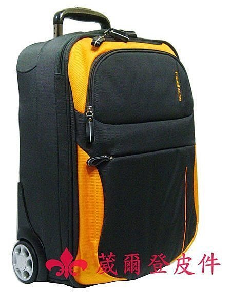 《葳爾登》旅行家Travel-house24吋雙色旅行箱多功能面板行李箱商務登機箱158雙色24吋