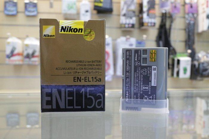 【日產旗艦】全新盒裝 原廠 Nikon ENEL15a 原廠電池 D810 D7200 D7500 D750 D850
