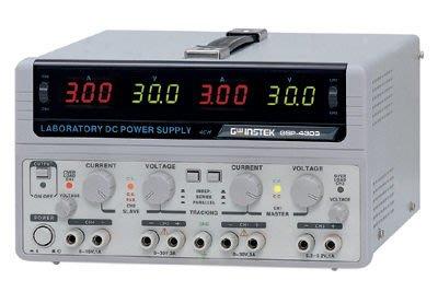 TECPEL 泰菱》固緯 GWInstek GPS 4303 直流電源供應器 GW DC電源 GPS-4303