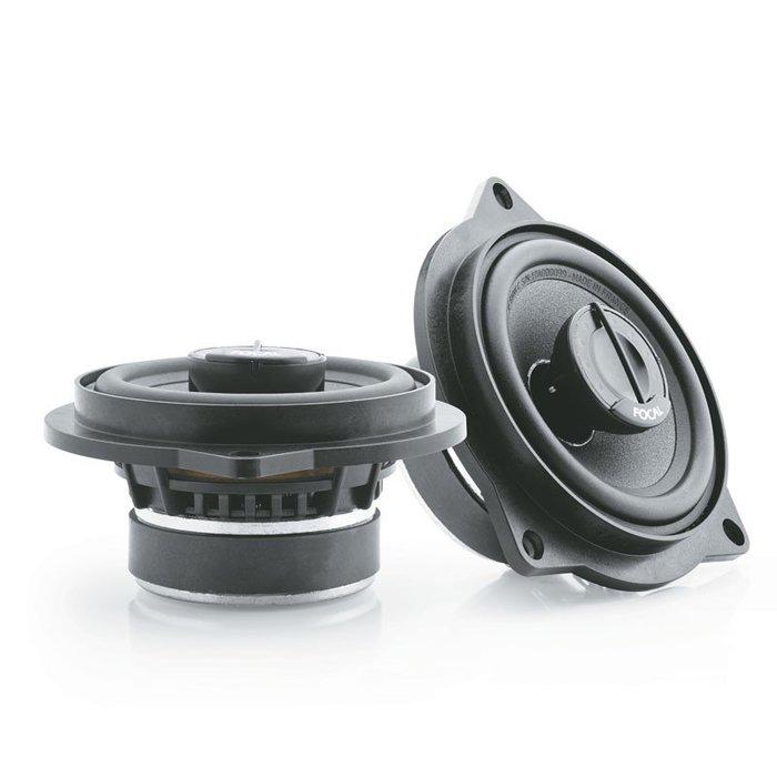 嘉義三益 FOCAL  IFBMW-C BMW專用 4吋二音路同軸喇叭 法國原裝正公司貨