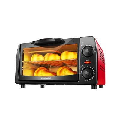 220V Joyoung/九陽 KX-10J5電烤箱多功能家用烘焙蛋糕迷你小烤箱10L