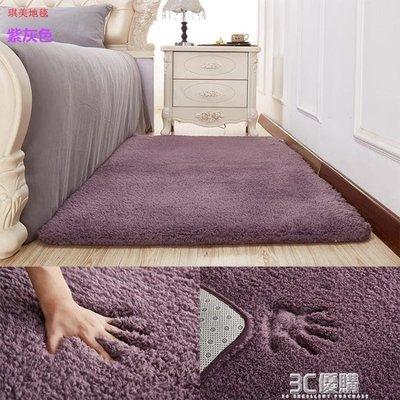 簡約現代加厚羊羔絨床前床邊臥室地毯客廳...
