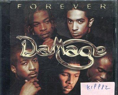 *真音樂* FOREVER / DAMAGE 二手 K19982