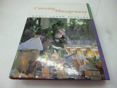 買滿500免運 / 崇倫《 Catering Management, 2nd Edition》ISBN:97804713