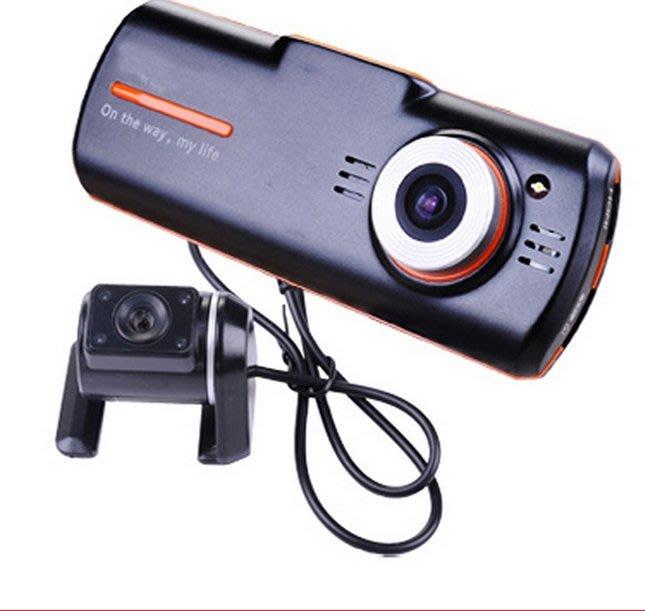 行車記錄儀工廠批發熱銷新款A1全高清 雙鏡頭360度全景 停車監控363