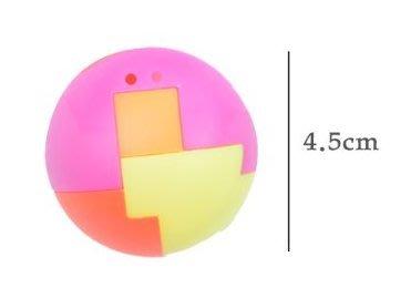 雜貨小鋪 塑料孔明鎖圓球鎖小掛件古典益智力兒童成人休閑玩具魯班鎖拼裝球/批量可議價