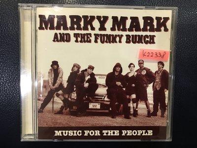 *真音樂*MARKY MARK AND THE FUNNY BUNCH / MUSIC FOR 二手 K22338