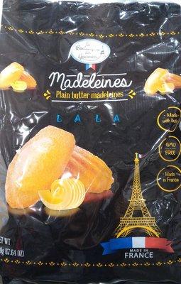 LA BOULANGERIE DES GOURMET奶油口味瑪德蓮蛋糕(25gx20入)COSTCO好市多代購