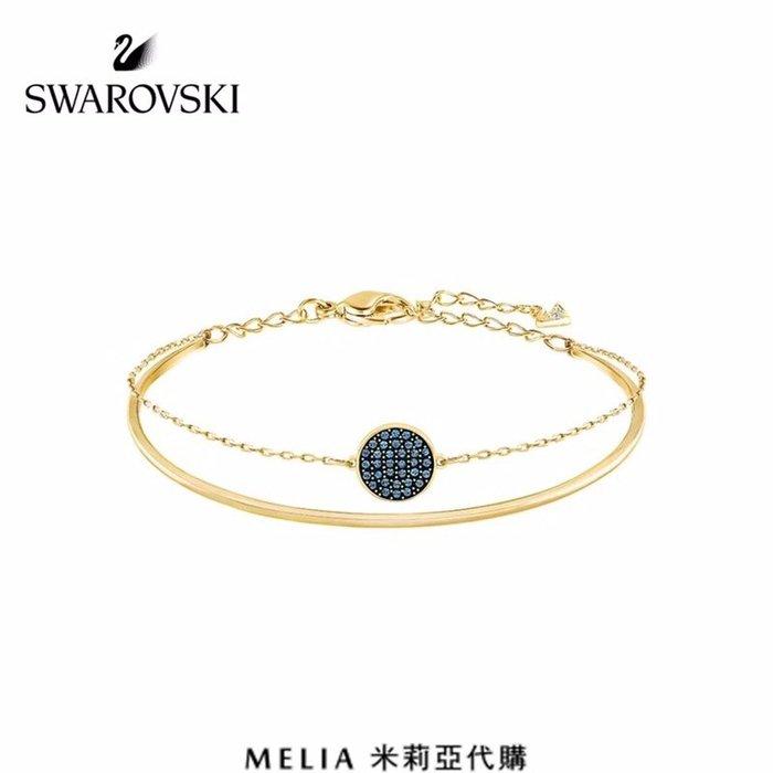 Melia 米莉亞代購 Swarovski 施華洛世奇 2018ss 專櫃正品出清特價 手鍊 手環 高密度鑲嵌水晶