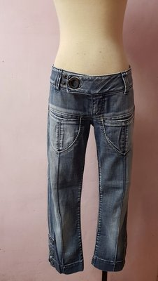 miss sixty7分牛仔褲-限量版