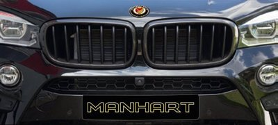 【樂駒】Manhart BMW F15 F16 F85 X5M F86 X6M 改裝 碳纖維 carbon 進氣 格柵
