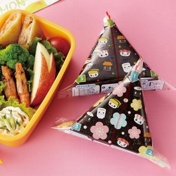三角飯糰包裝紙/