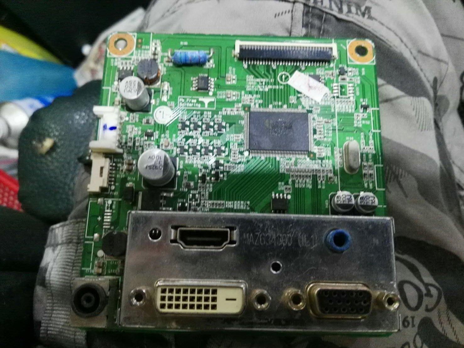大台北 永和 二手 AD板 LG 27吋 27EA33VA 主板 主機板 拆機良品