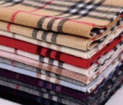 Burberry 頸巾 經典細格系列現貨 outlet 純羊絨 圍巾 披肩 連原裝禮盒 包掛號或順豐