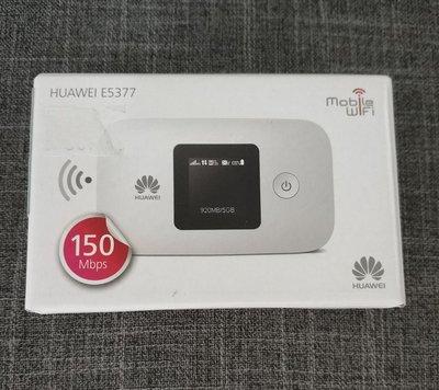 華為 HUAWEI 4G LTE 無線分享器  E5377 WiFi蛋 行動網路