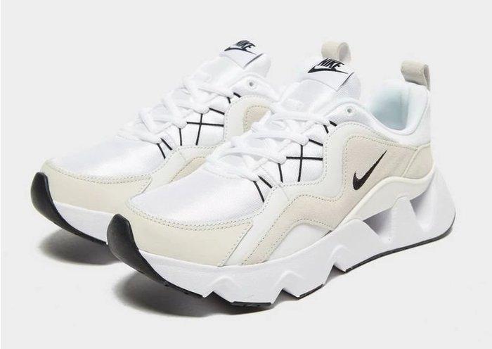 南 2020 2月 Nike Ryz 365 Trainers 米白 增高鞋 孫芸芸 男女 BQ4153-100 黑色