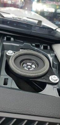 【桃園 國瑞】TOYOTA RAV4  5代 專用FOCUS 中置喇叭 專用線組 特價5000完工