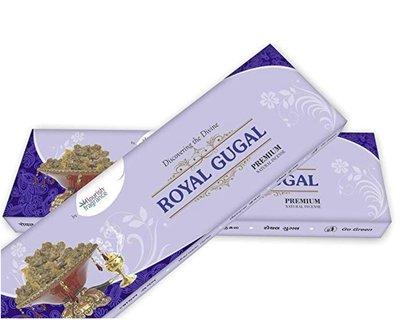 [綺異館] 印度香 皇家乳香 50g Flourish fragrance royal gugal 售 Satya