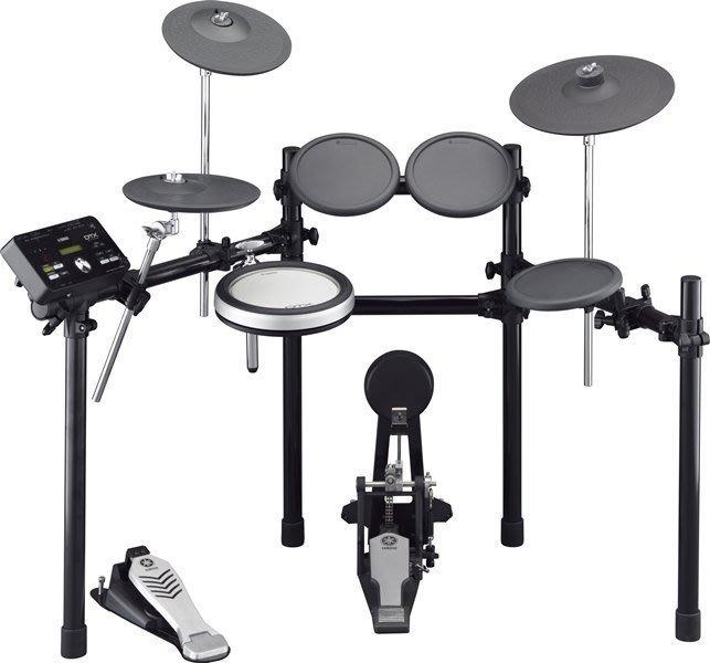 【六絃樂器】全新 Yamaha DTX-522 K 數位電子鼓 / 送原廠地毯 鼓棒 鼓椅 耳機
